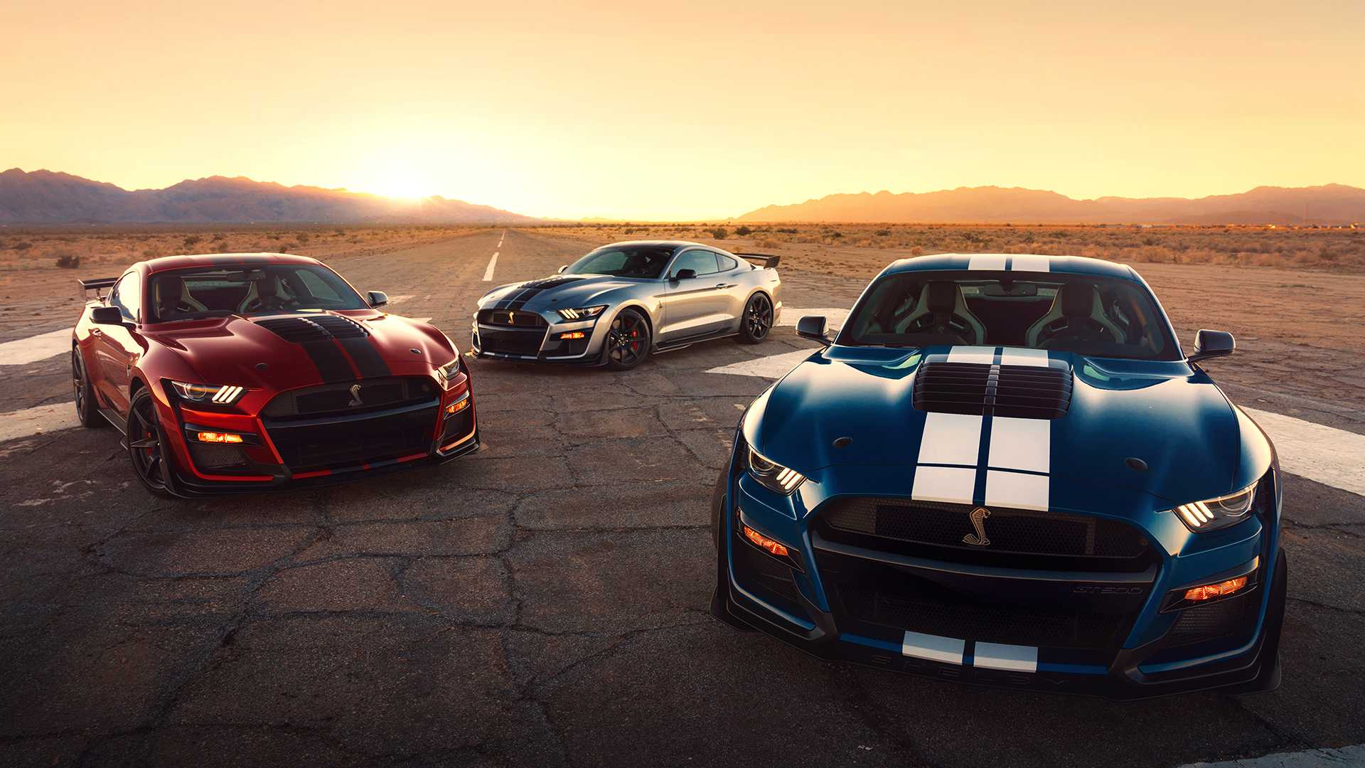 2020 Ford Mustang Shelby Gt500 Specs