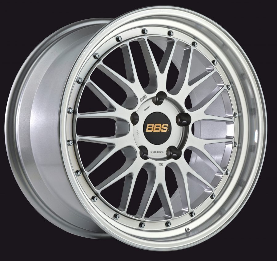BBS Forged Line LM Brillant Silber