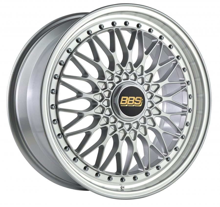 BBS Forged Line Super RS Brilliant Silber