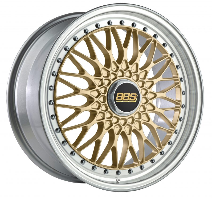BBS Forged Line Super RS Gold