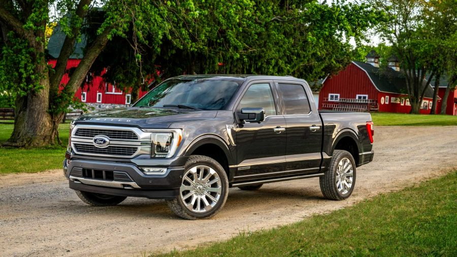 The All-New 2021 Ford F-150 | PEICHER Automotive